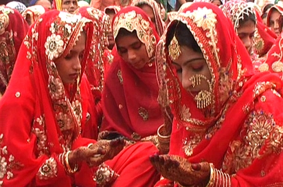 Some 300 marriages are said to have taken place in the relief camps in Uttar Pradesh since the deadly riots [Yogesh Tiyagi, September 25]